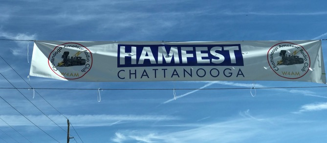 Hamfest Chattanooga 2018 is a Wrap!